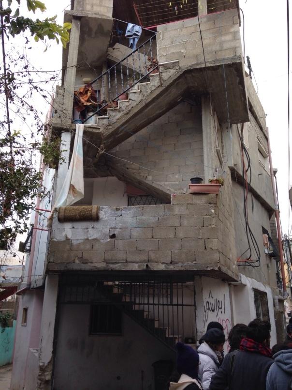 Deheisheh refugee camp - Bethlehem