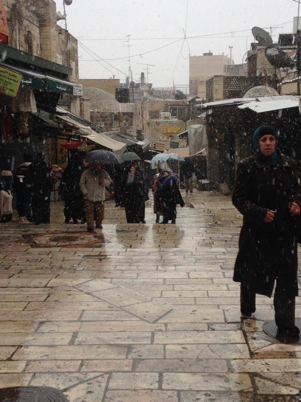 Muslim Quarter (Cidade Velha de Jerusalém)
